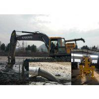 新式液压驱动泥沙泵、高质量挖机排泥泵、安全稳定液压泥浆泵