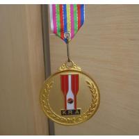 松原金属奖牌制作厂家白山运动会奖章、纪念奖牌订做价格