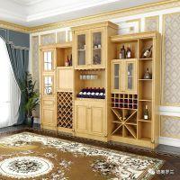 全铝防潮酒柜防水橱柜浴室柜环保衣柜全屋铝家具定制