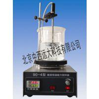 中西(LQS促销)数显恒温磁力搅拌器 型号:GH12-90-4库号:M368882