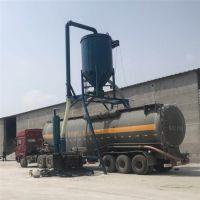 湖北粉煤灰输送机兴文大型气力输送机多用途颗粒粉料无尘气力吸粮机