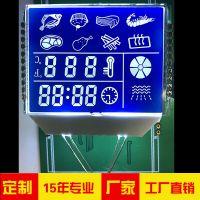 宝莱雅 段码液晶显示屏, LCD段码屏, HTN液晶屏, 温控器设备专用屏