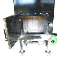 松氏;点碳烧烤炉带水箱点碳炉