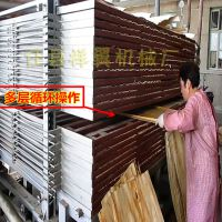 祥翼XY-24层单板烘干机木材干燥设备导热油高温干燥节能环保