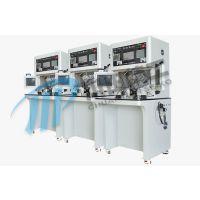 川田精工供应定做多功能脉冲式CT-HB004双头数据线热压焊机