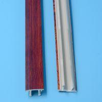 绿神阳台厨房隔断铝合金推拉门PVC封边条门窗配件佛山厂家