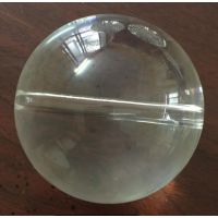 合翔 有机玻璃水晶圆球、有机玻璃工艺品、可钻孔、抛光