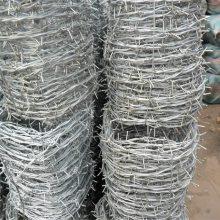 沈阳刺绳 刺绳防护网 镀锌围栏