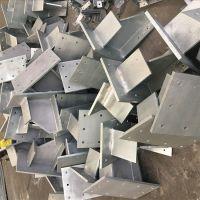 河北预埋件厂家 中通防落梁挡块 Q235挡渣钢板 焊接挡块 渗锌热镀锌