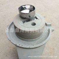 电动石磨 石盘式小型商用米浆石磨机 批发订购