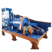 江西柏立松科技环保设计定制高效率选矿球磨机MQG-600*1200 干式短磨机