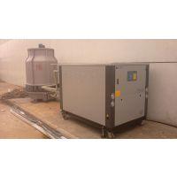 淋膜机厂家指定用淋膜机冰水机品牌