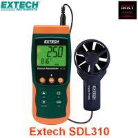 美国Extech SDL310手持式带数据记录功能叶轮式风速仪