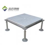 通风防静电地板 铝合金通风地板 铝合金防静电通风地板