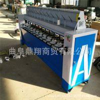 水果大棚被制作机 大型引被机设备 加工被套机器