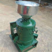 粮食加工设备 细糠型家用组合米机设备谷子碾米机