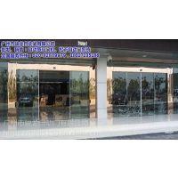 鞍山玻璃电动平移门机组批发,感应门好处18027235186