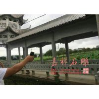 大理石村庄文化长廊加工制作