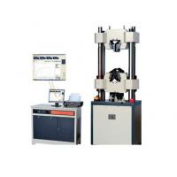 WEW-300KN型微机屏显液压万能试验机(建有强大的试验数据库,可随时保存、查询、调用)