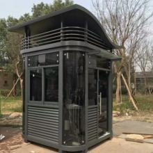 钢结构S顶园林岗亭订做安装包邮深圳 厂家定制