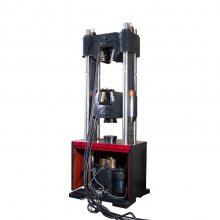 美特斯WAW-D系列微机控制电液伺服万能材料试验机山东供应商地址