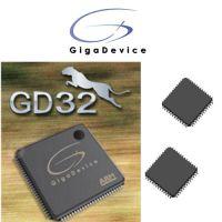 GD32位MCU替代ST(有代理证),GD32F130G6U6代理,GD32F103RCT6价格