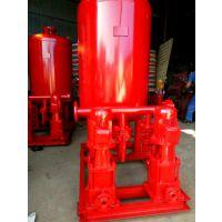 立式消防泵XBD18/45-100L-HY卧式恒压切线泵