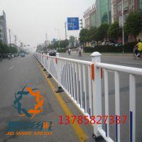 市政道路隔离栅 锌钢护栏网 安全结实 环保规格齐全 道路隔离网
