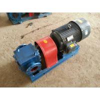 电加热齿轮泵伟建电加热螺杆泵
