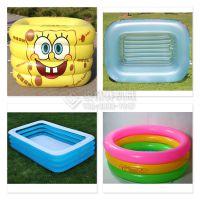PVC充气游泳池塑胶成型机 四川充气钓鱼池高频热合机 质量优不打火