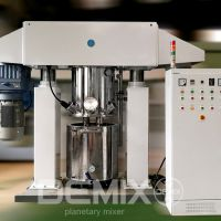 DEMIX德麦士(生产型)立式捏合机,高粘度搅拌机