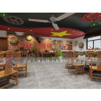专业的郑州中餐厅装修设计公司就找河南天恒装饰