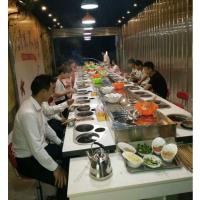 大庆旋转小火锅加盟 大庆新颖时尚小火锅厂家直销