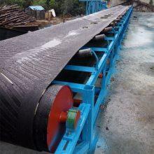 [都用]煤矿专用大型输送机 煤炭装车皮带机 防滑式输送机