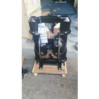 血浆隔膜泵DBY-100铸铁配F46膜片 松原市化工泵