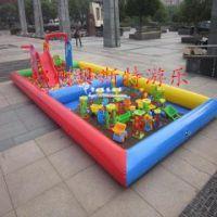 河南信阳儿童充气沙滩池值得信任的产品