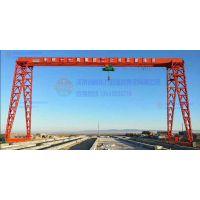 新东方南充项目80T龙门吊