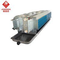 深圳风管机 850风量暗装机 卧式暗装盘管机 小2匹暗藏盘管机 现货