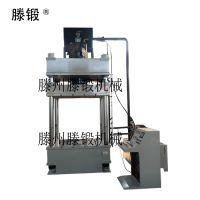 315吨高分子材料成型液压机 315吨四柱液压机 耐火砖成型油压机