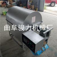 骏力牌 小型多功能炒货机 板栗花生60斤翻炒机 碳加热炒锅 特价