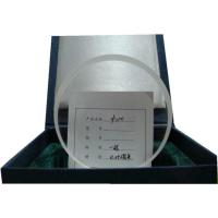 长春吉祥光电 一级平晶 ¢100x25 双面平晶 平面精度0.03μm