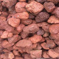 石茂建材厂家批发2-6mm火山石 园艺多肉铺面石
