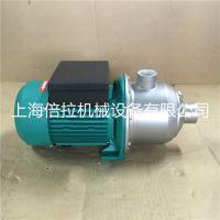 德国威乐wilo空调循环泵卧式多级泵MHI202
