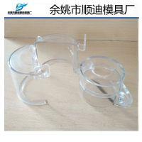 浙江余姚顺迪塑料模具厂 定制圆筒 pet胶盒、折盒、塑料盒PVC透明盒 PP 塑料盒