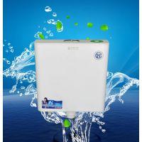 厕所储水箱薄款冲水箱手按式PP水箱大冲力工程水箱