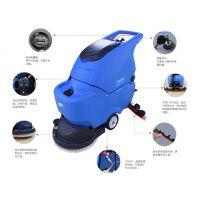 容恩手推式洗地机R50B,厂家直销电动工业洗地机