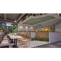 天銮深圳餐饮店铺装修公司何以吸引这么多客户喜欢?