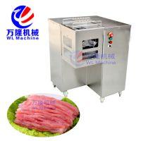 大型多功能切肉机 切肉片 肉丝机 牛肉切片机 不锈钢鸡肉切片机