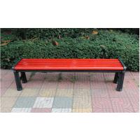 户外公园坐椅 园林户外长椅 {柳桉木} 休闲椅定制HS-PD-09