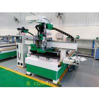 国内一线品牌的定制家具数控开料机厂家(品脉五面钻设备)